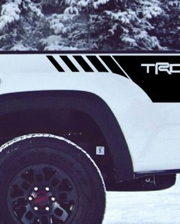 Tacoma Bed Decal A