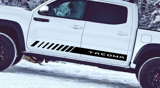 Tacoma Side Decal B