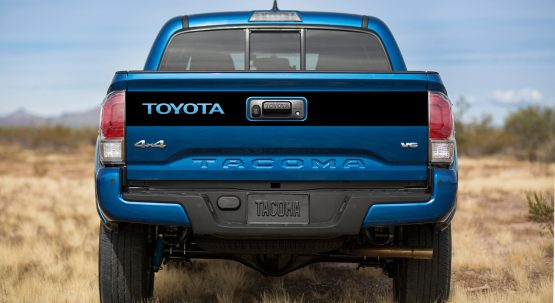 Tacoma Tail Decal B