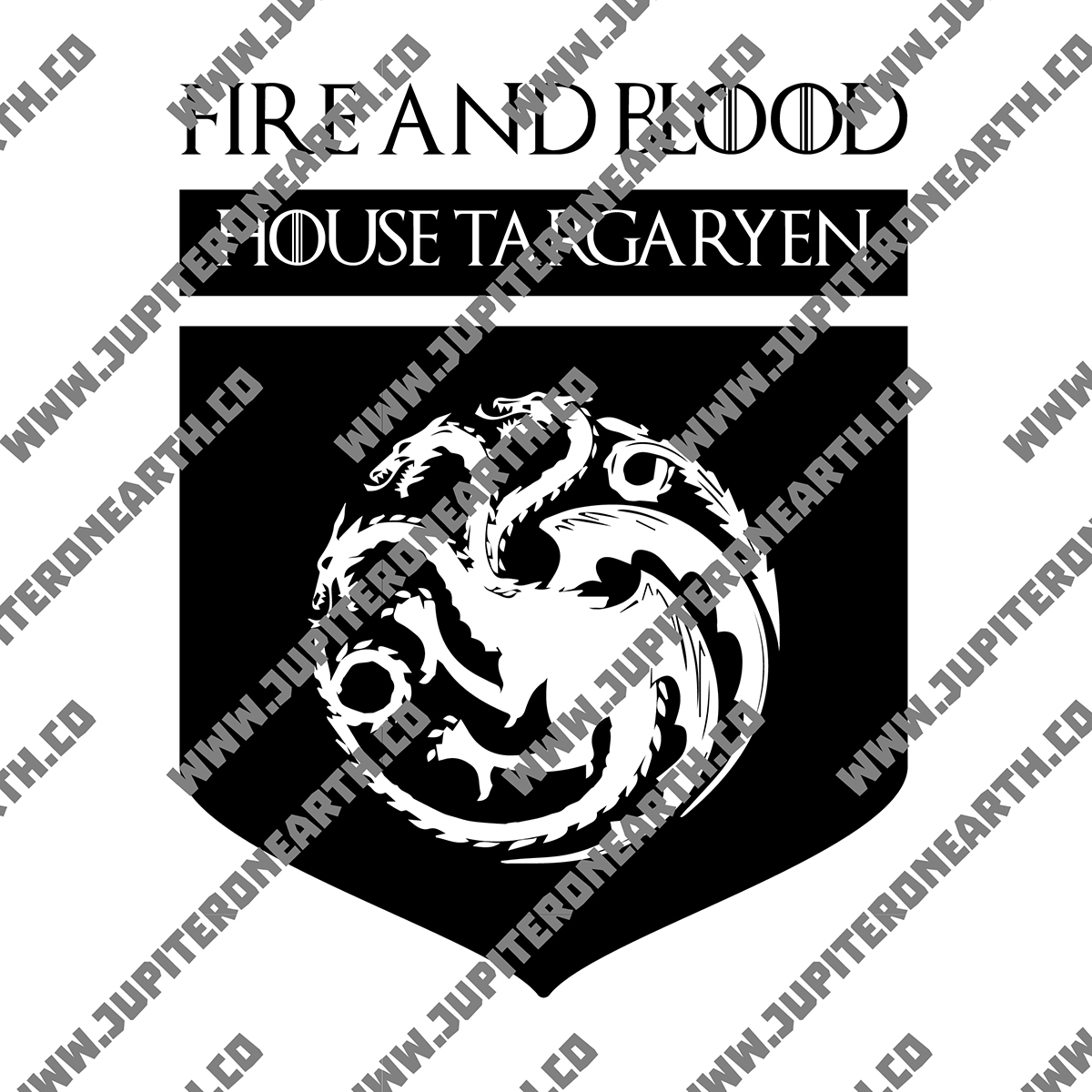 Game Of Thrones House Banners Jupiter On Earth