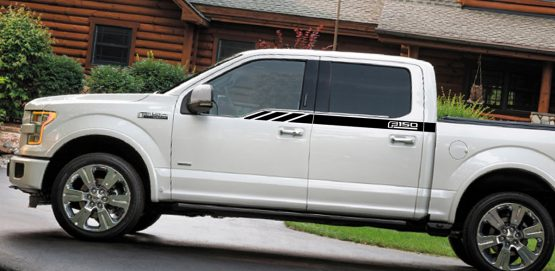 Ford F150 Side A