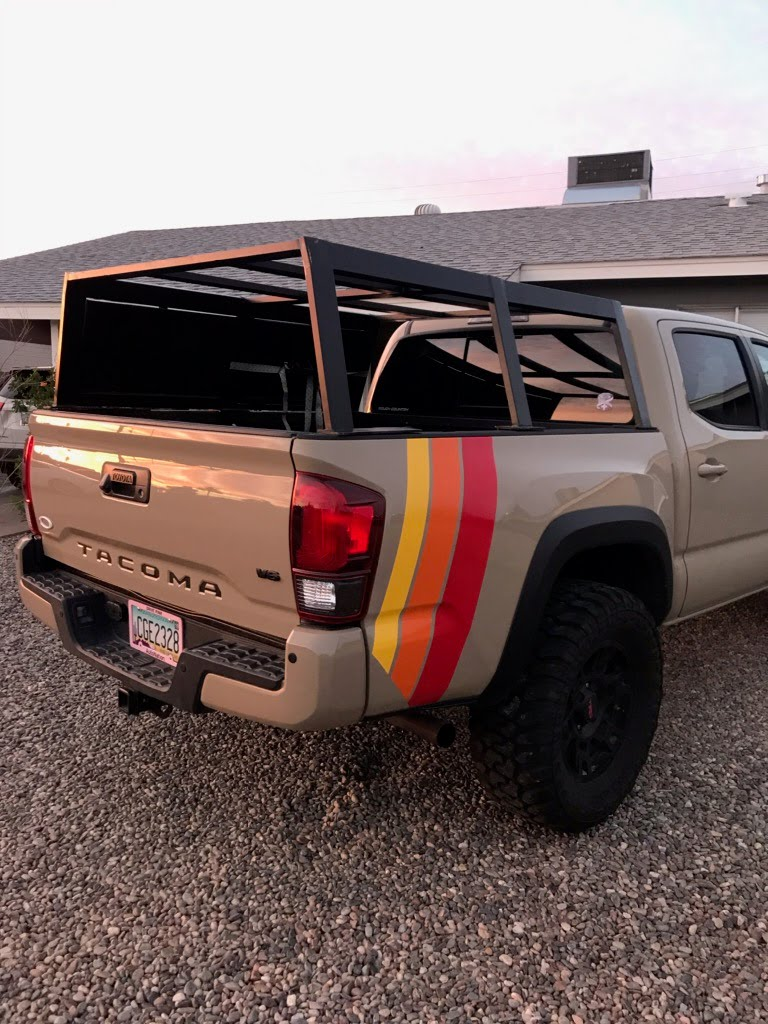 tacoma classic racing stripes 3rdg � jupiter on earth
